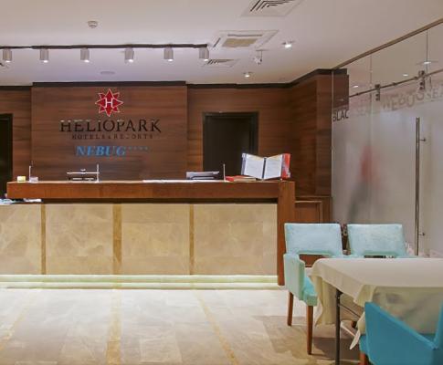 отель HELIOPARK Nebug