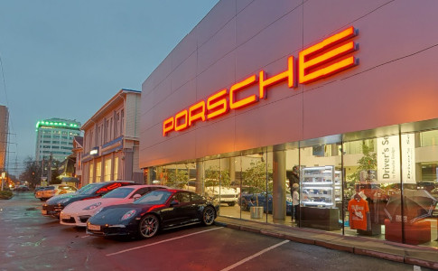 Porsche Centre Krasnodar