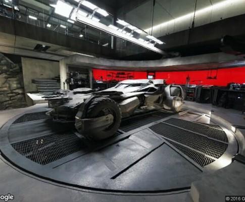 Резиденция Бэтмана